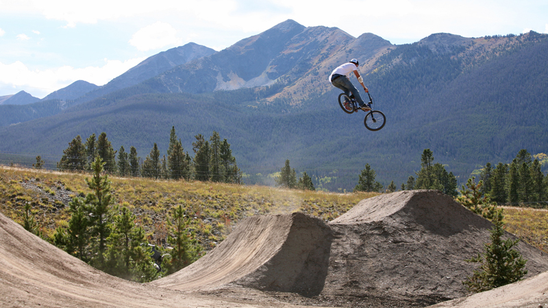 Eric Canfield of Winter Park, Colo. a class=launchGallery href=http://espn.go.com/action/photos/gallery/_/id/7088798/frisco-colorado-adventure-park-opens-bike-parkiLaunch Gallery »/i/a