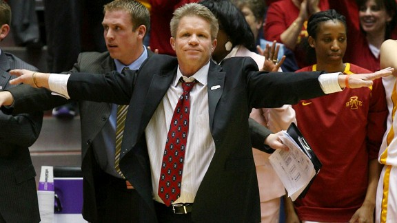Bill Fennelly, 54, is starting his 17th season at Iowa State; his teams have made the NCAA tournament 12 times.