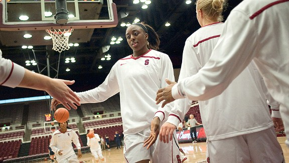 Nneka Ogwumike has established herself a team leader... and a singer.