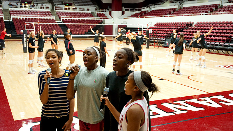 Stanford Basketball