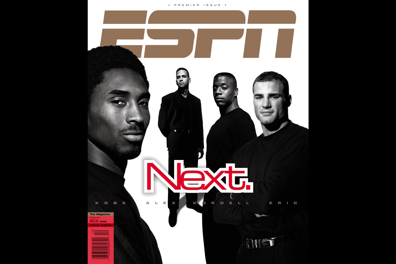 1998: Kobe, Alex, Kordell, Eric