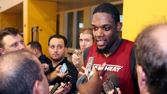The weight loss of center Eddy Curry, now with the Miami Heat, has generated a lot of buzz.