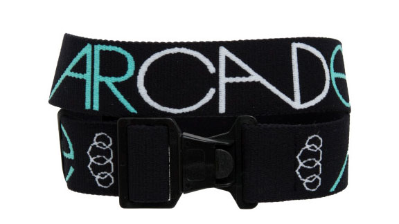 The Standard belt from Arcade is anything but your standard belt.