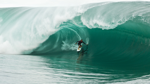 Cory Lopez had some highlights in 2011, including taming Teahupoo beasts on the session of the year.