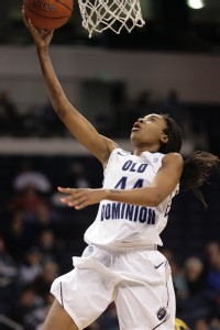 Senior Tia Lewis is hoping to help return ODU to contender status.
