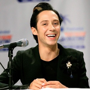 Johnny Weir's ultimate comeback goal: reaching the 2014 Sochi Olympics.