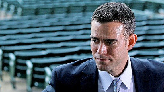 Theo Epstein helped the Red Sox win two titles. Can he do the same for the Cubs?