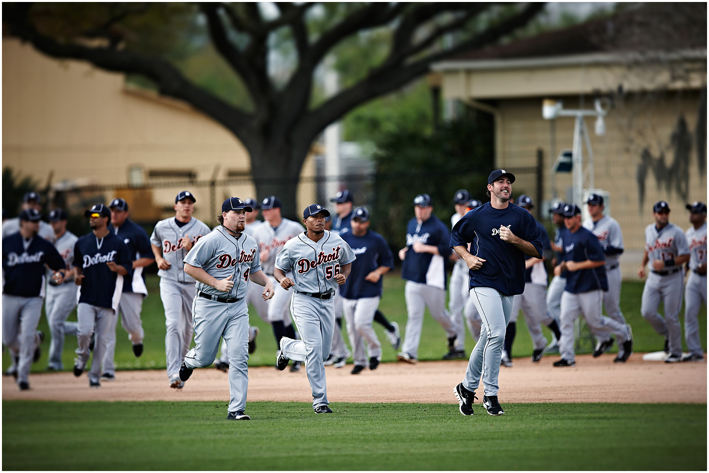 Detroit Tigers Spring Training 2012