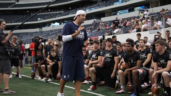 Tony Romo Elite 11