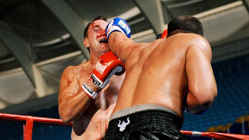 IKF Pro World Heavyweight Kickboxing