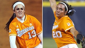 The sister pitching duo of Ivy and Ellen Renfroe should help Tennessee coast through its regional.