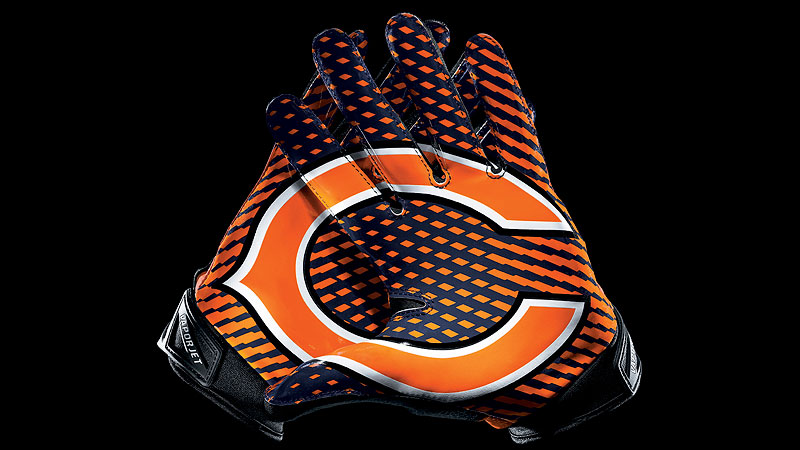 New Bears Nike Uniforms