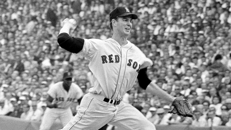 45. Jim Lonborg, RHP