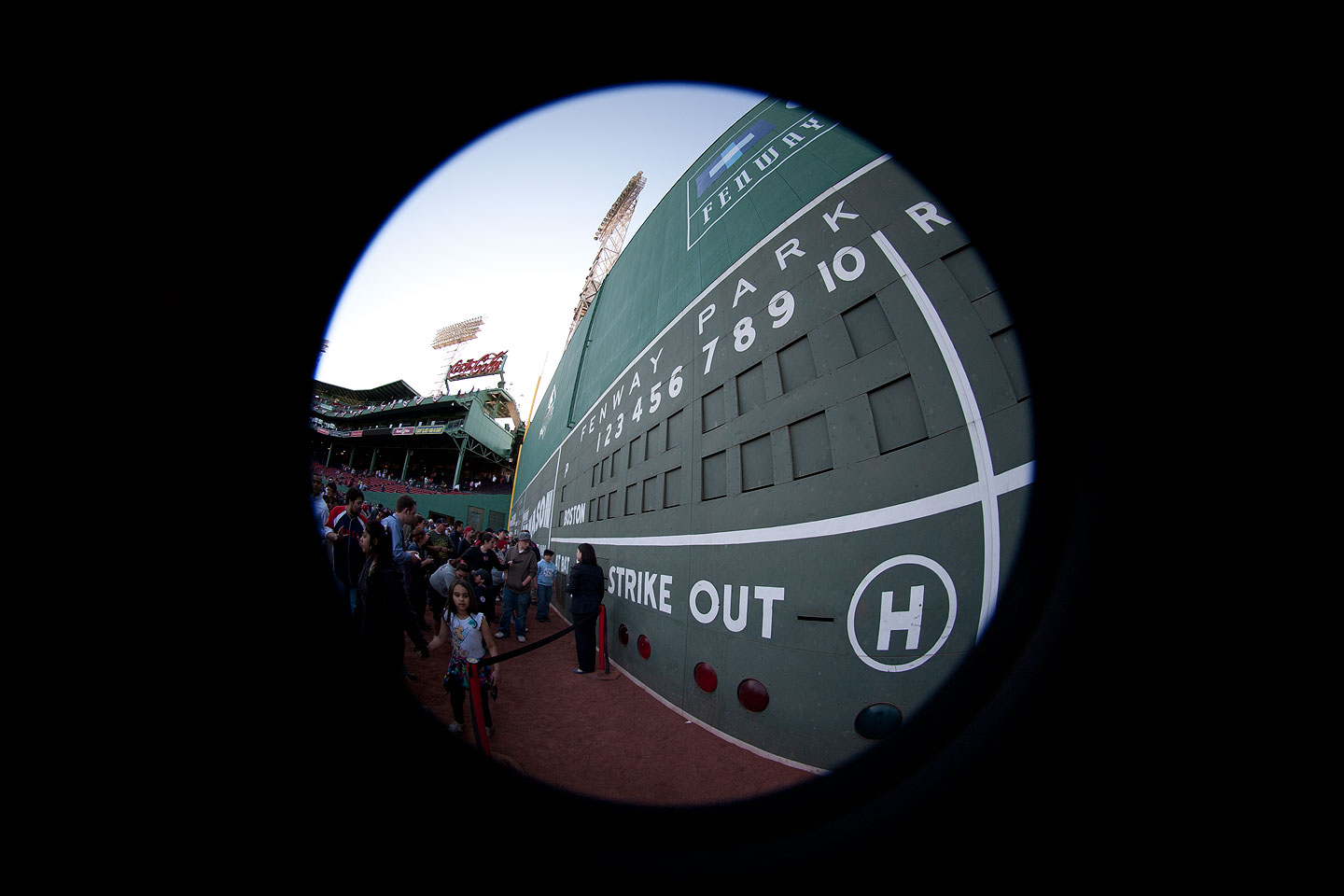 Fenway Park Open House