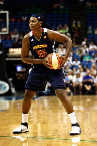 Asjha Jones is set to play in her first Olympic Games this summer for Team USA.