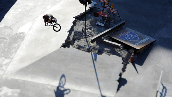 X Games LA takes place one month earlier this year: June 28 to July 1.