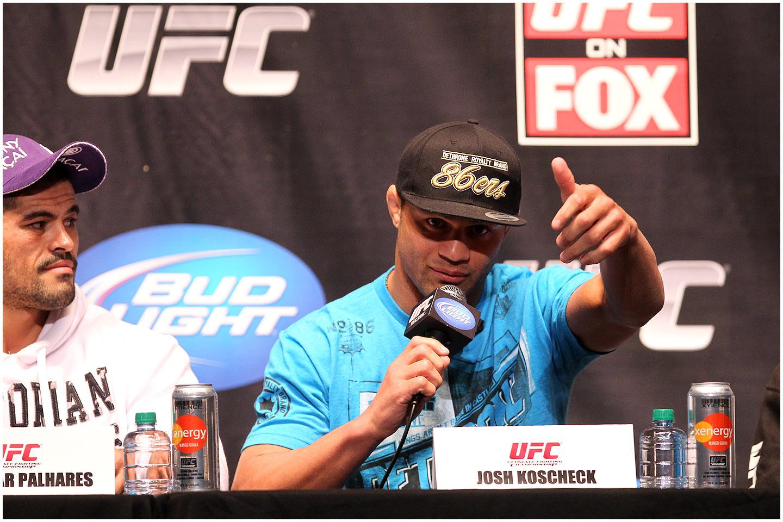 UFC on Fox 3 - East Rutherford, NJ