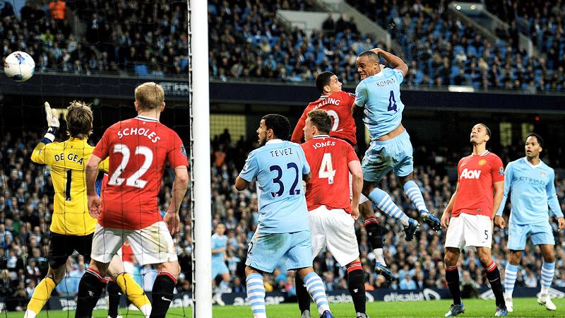 Manchester City vs. Manchester United