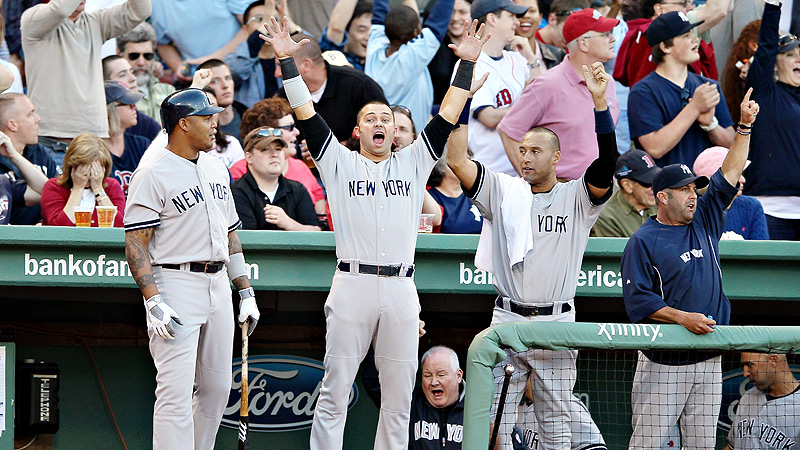 Yankees' Comeback