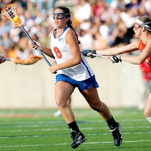 Florida freshman Shannon Gilroy had four first-half goals.