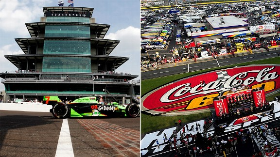 It would take a big effort to coordinate an Indy 500/Coca-Cola 600 double, but many would be excited to see Danica Patrick try.