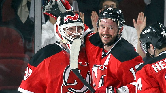 The ageless Martin Brodeur and Ilya Kovalchuk lead New Jersey into the Stanley Cup finals against the Los Angeles Kings.