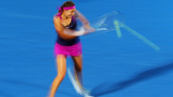Azarenka flirted with retirement in early 2011, a year before emerging on top at the Australian Open.