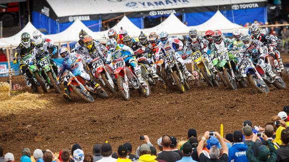 450 Class race
