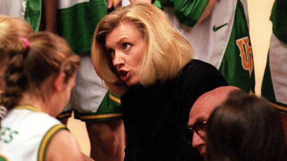 Jody Runge won nearly 70 percent of her games in eight seasons at Oregon.