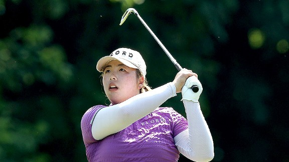 The LPGA Championship had contenders from South Korea, Spain and the United States, and a winner, Shanshan Feng, from mainland China.