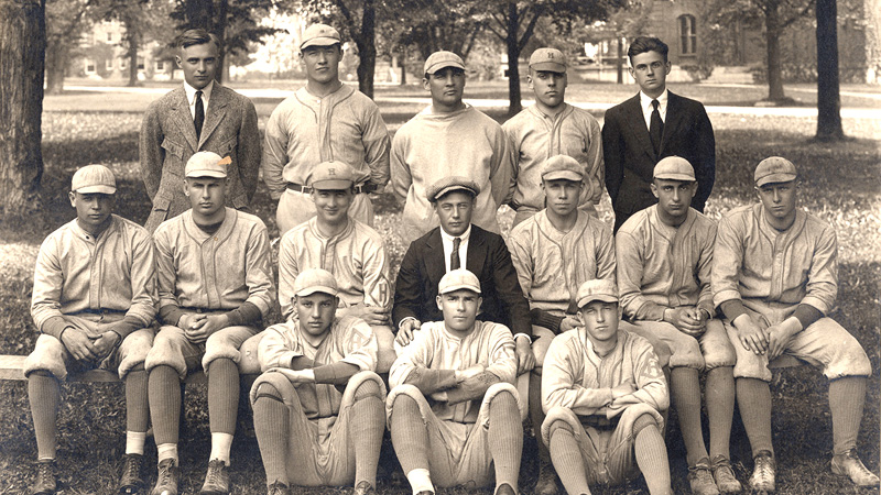Hamilton Baseball - 1920