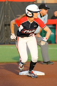 Caitlin Lowe's reputation as a slapper and offensive threat often overshadows her defensive prowess.