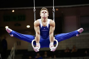 Sam Mikulak made a strong case for a spot on the five-man Olympic team after posting a score of 91.80 on Thursday.