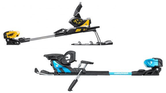 The new Atomic Tracker 16 and Salomon Guardian 16.