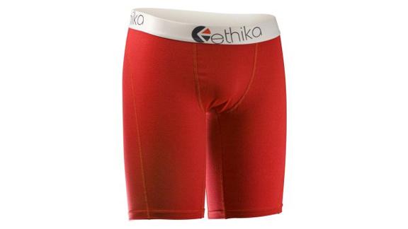 Ethika's Staple boxer briefs sell for 24.95.