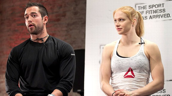 Rich Froning and Annie Thorisdottir retained their titles as The Fittest on Earth.