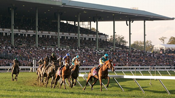 Monmouth Park could soon be home to the first legal sports book in New Jersey.