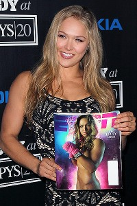 Ronda Rousey, who appeared on the cover of ESPN The Magazine's Body Issue in July, has come a long way since she felt shame about her body while competing in judo.