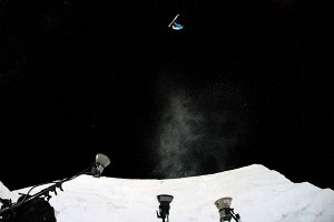 Remember this? Winter X 2011? Three flips, some crashes and a stomp, all with broken ribs?  Yeah you do.