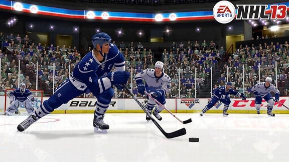 Ruggiero, NHL13
