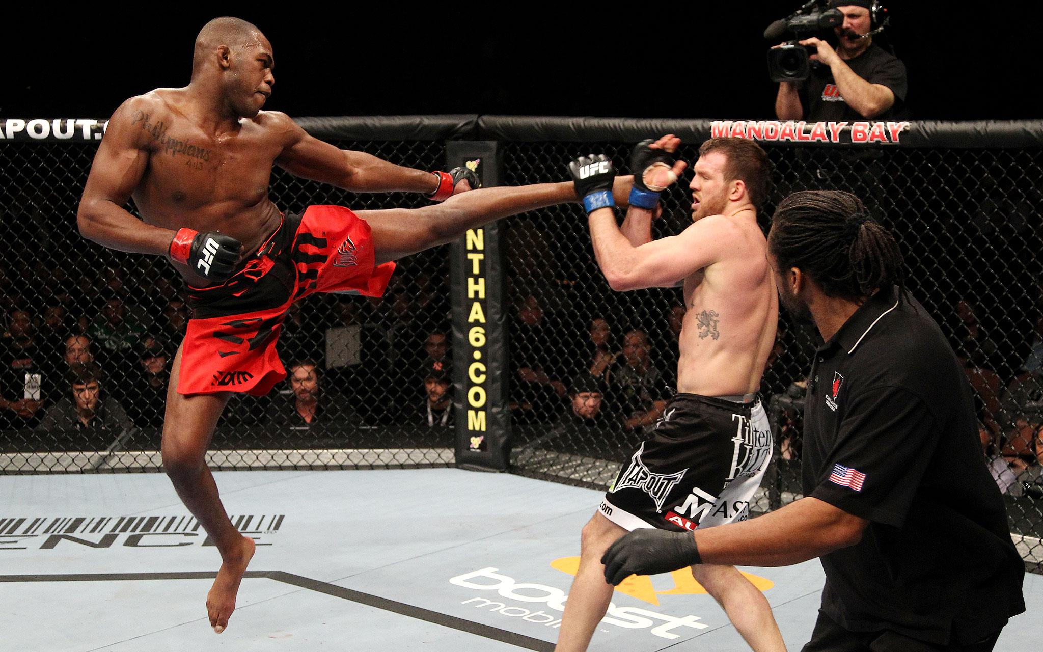 No. 5 -- Ryan Bader: UFC 126