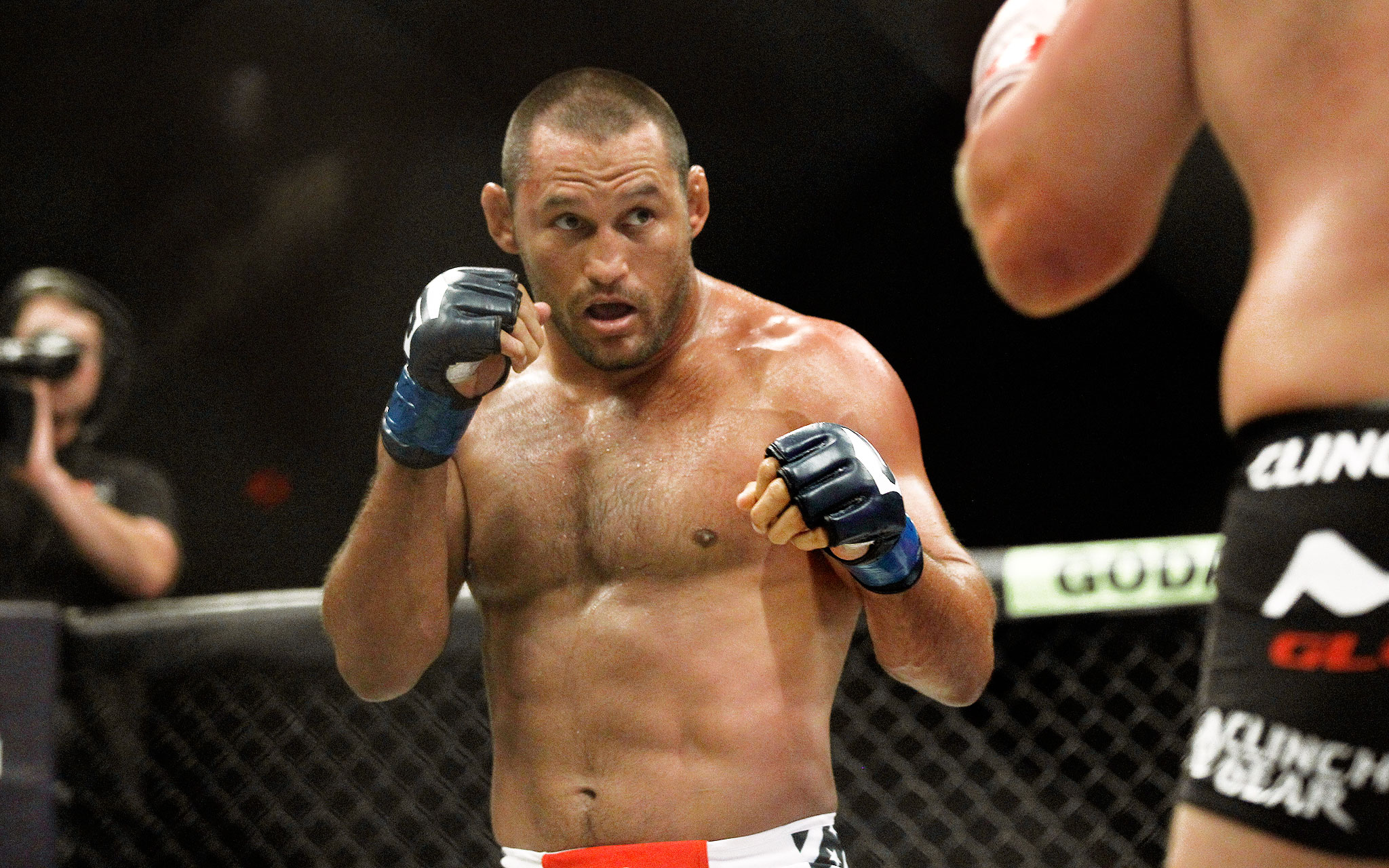 No. 5: Dan Henderson injures himself