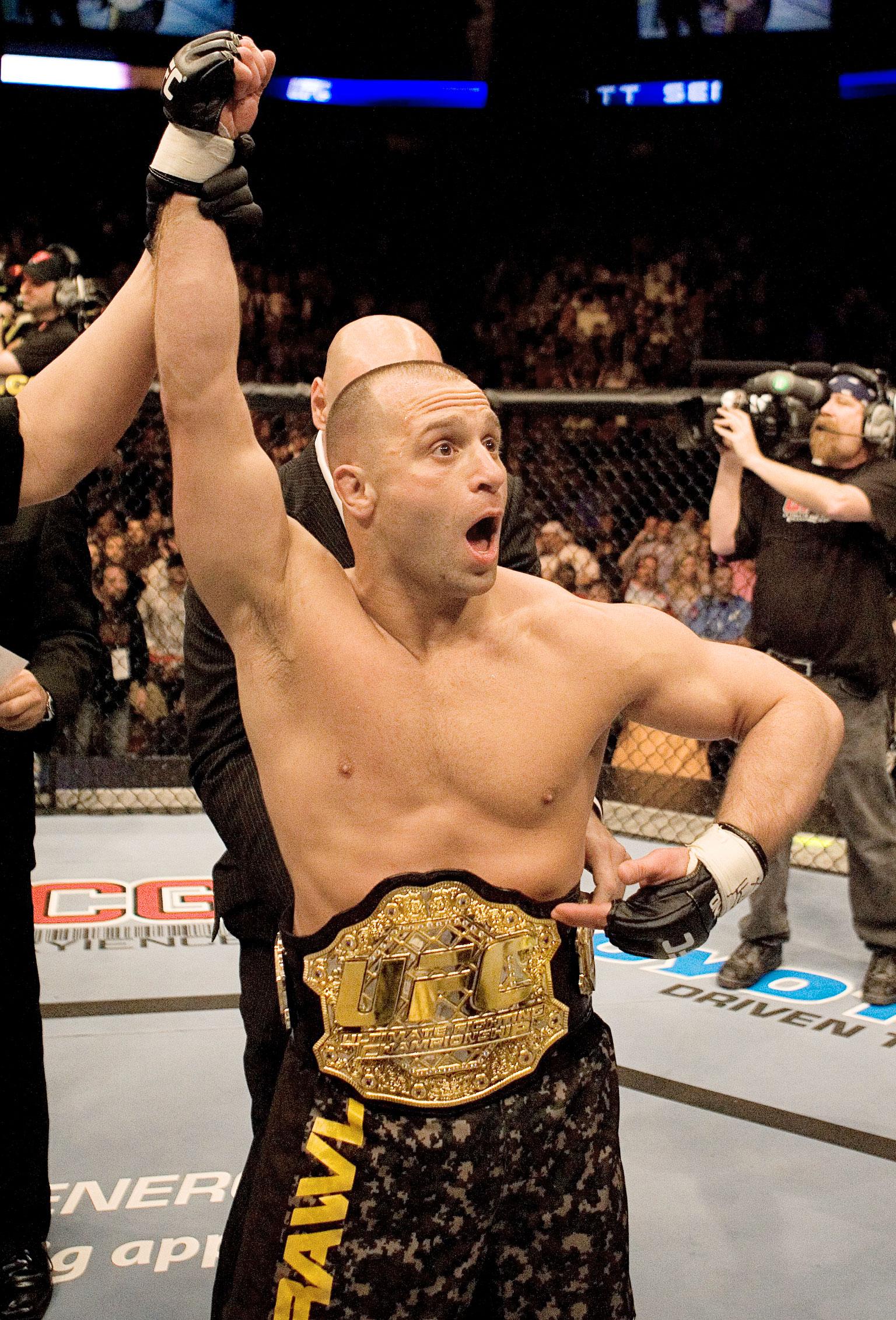 No. 1: Matt Serra-Georges St. Pierre (UFC 69)