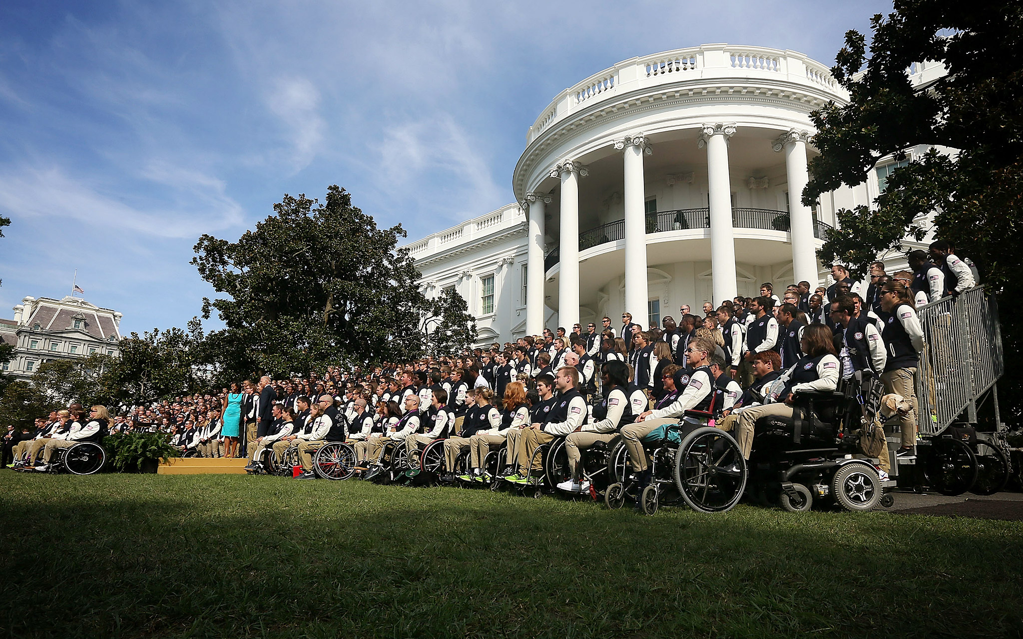2012 U.S. Olympic and Paralympic teams