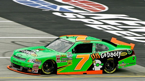 Danica Patrick had run 51 Nationwide races with Tony Eury Jr. and wonders if she'll click with Ryan Pemberton.