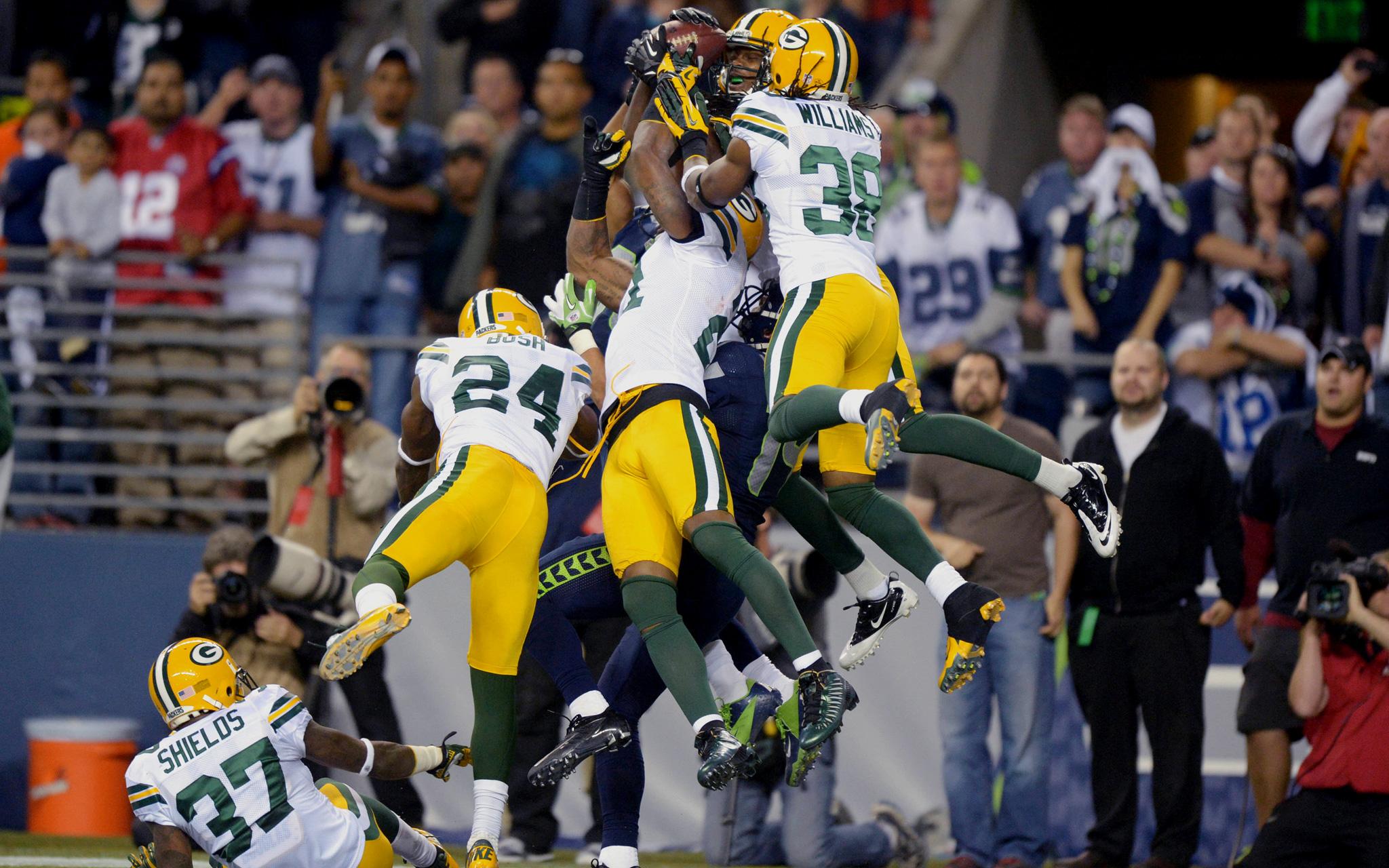 Packers Defense