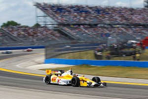 The Milwaukee Mile, won by Ryan Hunter-Reay, drew a dismal viewing audience of 112,000 in what has been a down year for IndyCar.