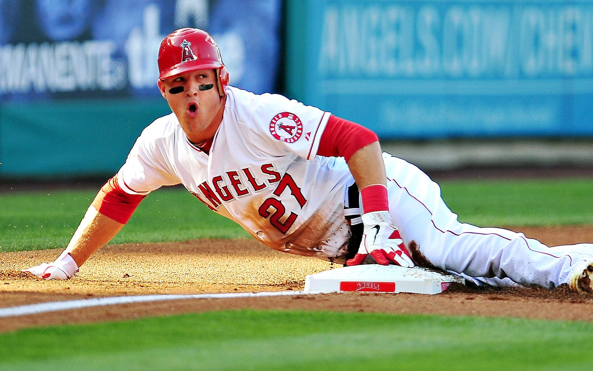 Mike Trout, CF