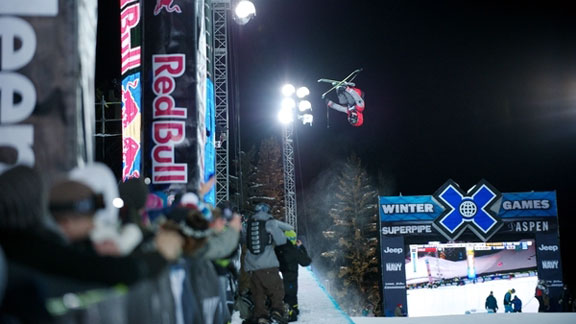 Don't miss any of the action when the X Games return to Aspen in January.
