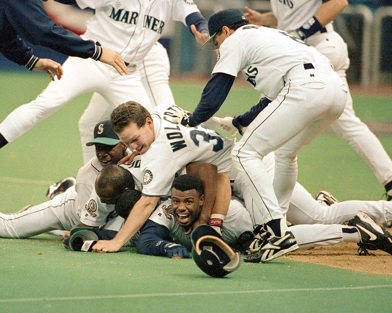 1995 ALDS: Mariners over Yankees